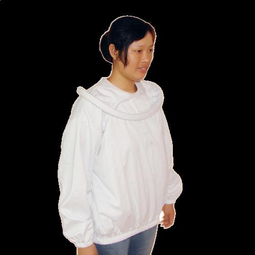 חולצת רדיה בחלקים